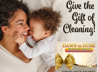 Give The Gift Of Cleaning!